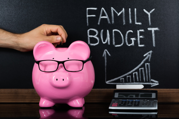 Financial Budgeting For Families:  Managing Debt, Risks, and Unforeseen Circumstances