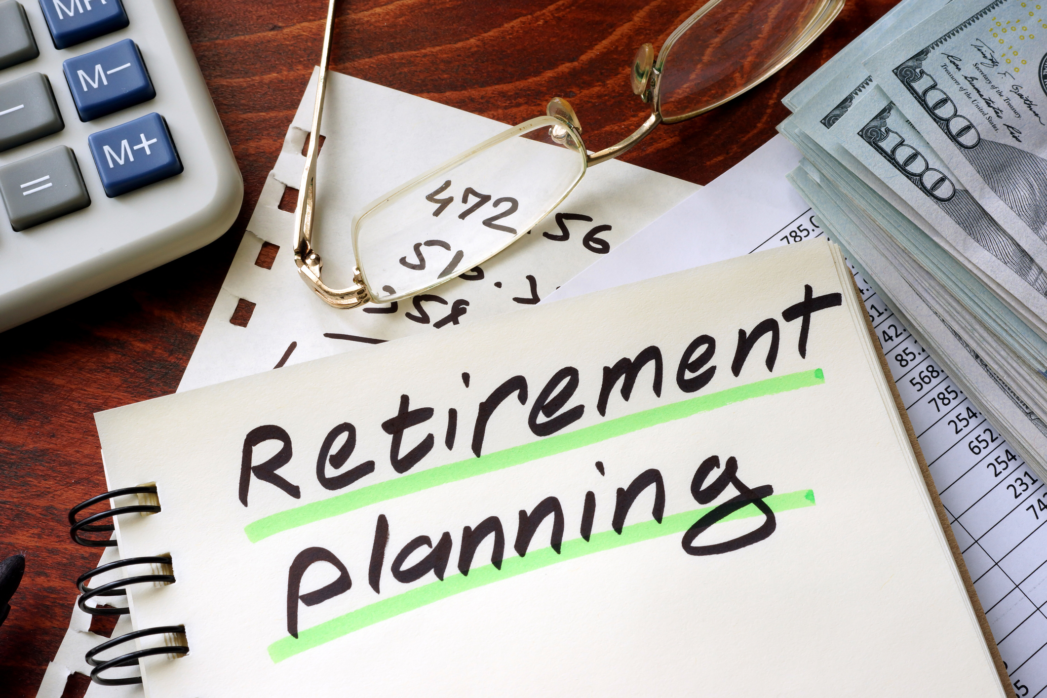 Retirement Planning: Money Strategies For The Long-Term